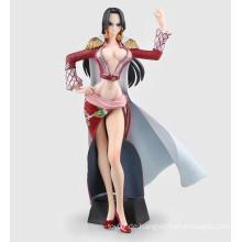 Hochwertige maßgeschneiderte PVC Action Figur Sexy Puppe Spielzeug Werbung