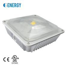 UL listed 35w led canopy light for gas station
