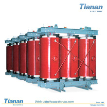 1000 MVA, Max. 170 kV Distribution Transformer / Three-Phase / Cast Resin Dry Type