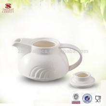 Venta caliente Bone China Porcelana Vajilla Set Coffee Pot