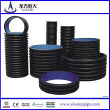 Трубы и фитинги из двухслойной гофрированной трубы горячего сбыта из Китая