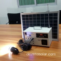 Solar Radio Portable Light