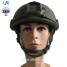Military FAST kevlar army bullet proof ballistic helmet