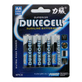0% Quecksilber Alkaline Trockenbatterie AA