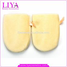 kosmetischen Baumwolle Stoff Blätterteig, Puderquaste Applikator heißer Verkauf