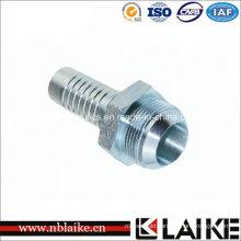 Male Jic Thread Hydraulic Swagelok Tube Fittings