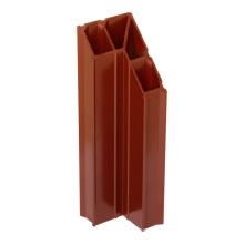 Perfil Industrial de extrusión de aluminio aluminio-016