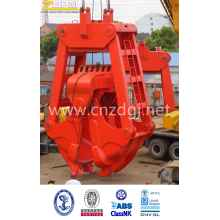High Quality Clamshell Dredging Grab for Barge