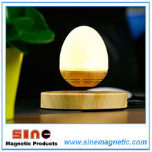 New Egg Maglev Nightlight Creative Bluetooth Speaker