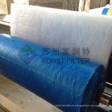 Medios de fibra de vidrio FORST para filtro de piso de limpieza de aire