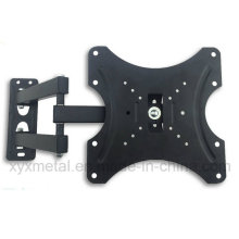 LED LCD Flat Screen Panel TV Bracket Retractable Wall Mount Rack