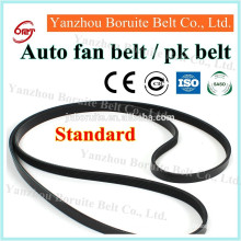 6PK2405 poly pk rubber v belt used in AUDI A5 Q5