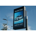 P6 Hoge resolutie Smart Pole Billboard LED Display