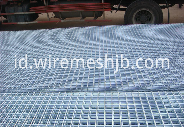 Welded Mesh Panels