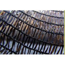 Rede de sombra plana de arame