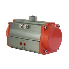 Alta temperatura tipo actuador neumático -20 ~ 160 grados temperatura de trabajo