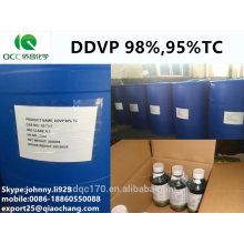 Insecticida / pesticida DDVP / DDV / diclorvos / Vapona 98% TC, 95% tc, 80% ec, 50% ec, 1000g / Lec-lq