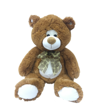 Urso de pelúcia marrom claro