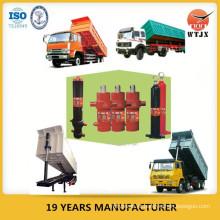 Guinchos hidráulicos para caminhões basculantes