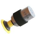 Автозапчасти бампер шлифовка полировка активный контактный фланец
