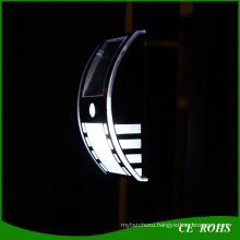PIR Montion Aluminum Wall Mounted Solar Lamp LED Garden Lights