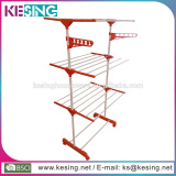 Promotional 3-tiers Folding Christmas Gift Laundry Rack