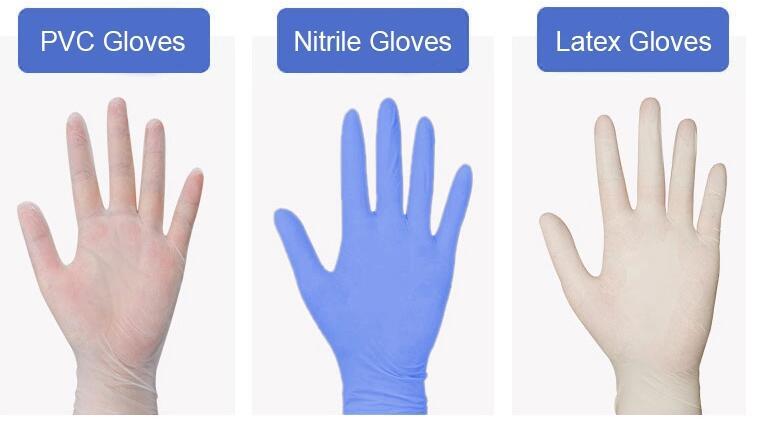 Pvc Gloves E2
