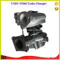 Electric Turbocharger CT26 17201-17040 for Engine 1HD-Fte for Toyota