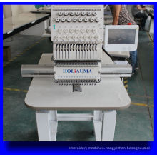 High Speed 1 Head Embroidery Machine / Holiauma Factory Supplies Good Quality Computer Embroidery Machine Price