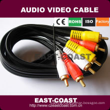 Gold tv/vcr hook-up cable