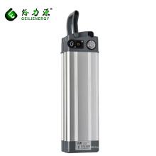 Bateria elétrica li-ion da bicicleta do diodo emissor de luz do PWB da tensão feita sob encomenda inteligente 36v 10ah ebike bateria 48v