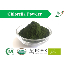 Nutrizione Grado Cracked Cell Wall Chlorella Powder