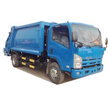 Isuzu Waste Compactor Truck