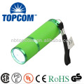 promotion 9 led flashlight