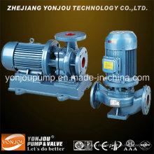 Edelstahl Pipeline Vertikale Booster Marine Motor Zentrifugal Wasserpumpe
