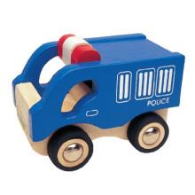 Cosplay brinquedo de madeira Prison Van