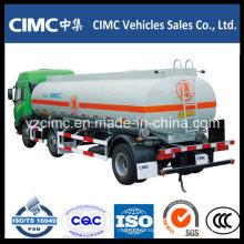 Caminhão-tanque de combustível Sinotruk HOWO 8X4