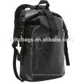 Стильный Водонепроницаемый брезент путешествие рюкзак сухой мешок для походов