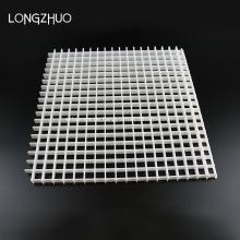 Quadratischer Eierkastengitter-Luftschlitz aus Kunststoff