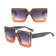 Over sized Square Sunglasses Women Sun glasses  UV400 Shades sunglasses fashion ladies