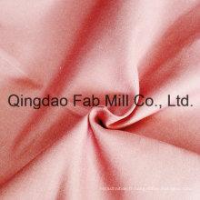 Organice Tissu en toile de coton / lin en coton (QF16-2674)