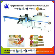 China Supplier Swf-590 Shrink Wrapping Machine