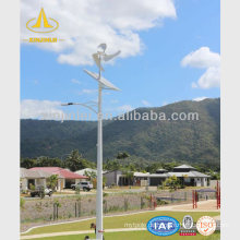 Wind und Solar Power Light Stahlstange
