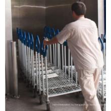 Лучший гидролизный грузовой лифт Saller