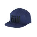 Пользовательские Flatbill Кожа Краев Шляпы Snapback