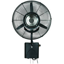 Outdoor Mist Fan/ Water Fan with CE/RoHS/SAA Approvals