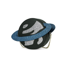 New Contrast Color Crossbody Shoulder Bag PU Patch Handbag WZX1057