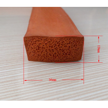 Waterproof Silicone Foam Rubber Seal