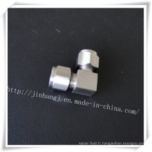Double Ferrules Union Elbow, Compression Tube Fittings