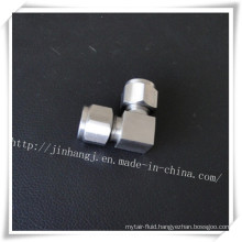 Dual Ferrules Union Elbow, Compression Tube Fittings
